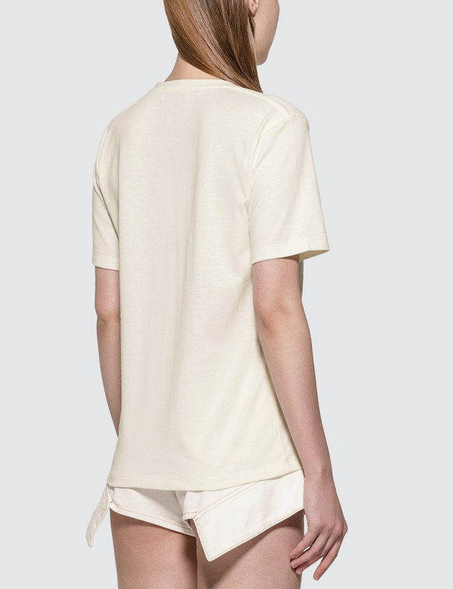 JW Anderson JWA Embroidered T-shirt