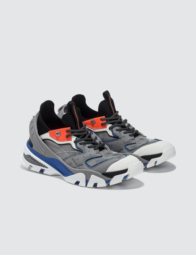 Calvin Klein 205W39NYC Carla 10 Sneakers Grey / Blue / Black / Orange / White Women