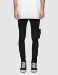 C2H4 Los Angeles Leg Pocket Drop-Crotch Pants Picture
