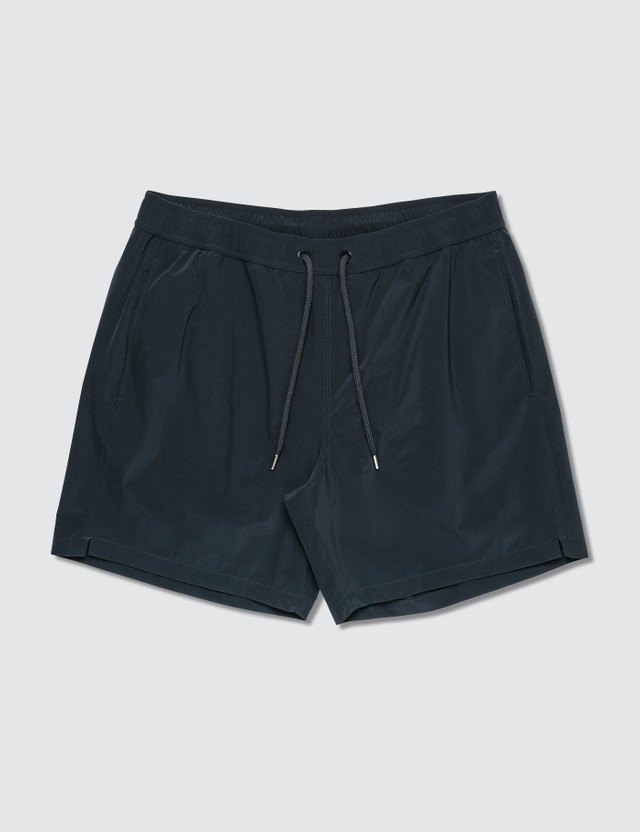 Moncler Swim Shorts Navy Men