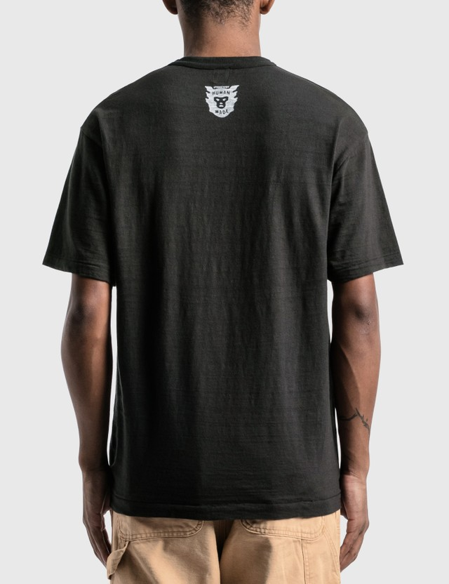 Human Made T-Shirt #2015 Black Men