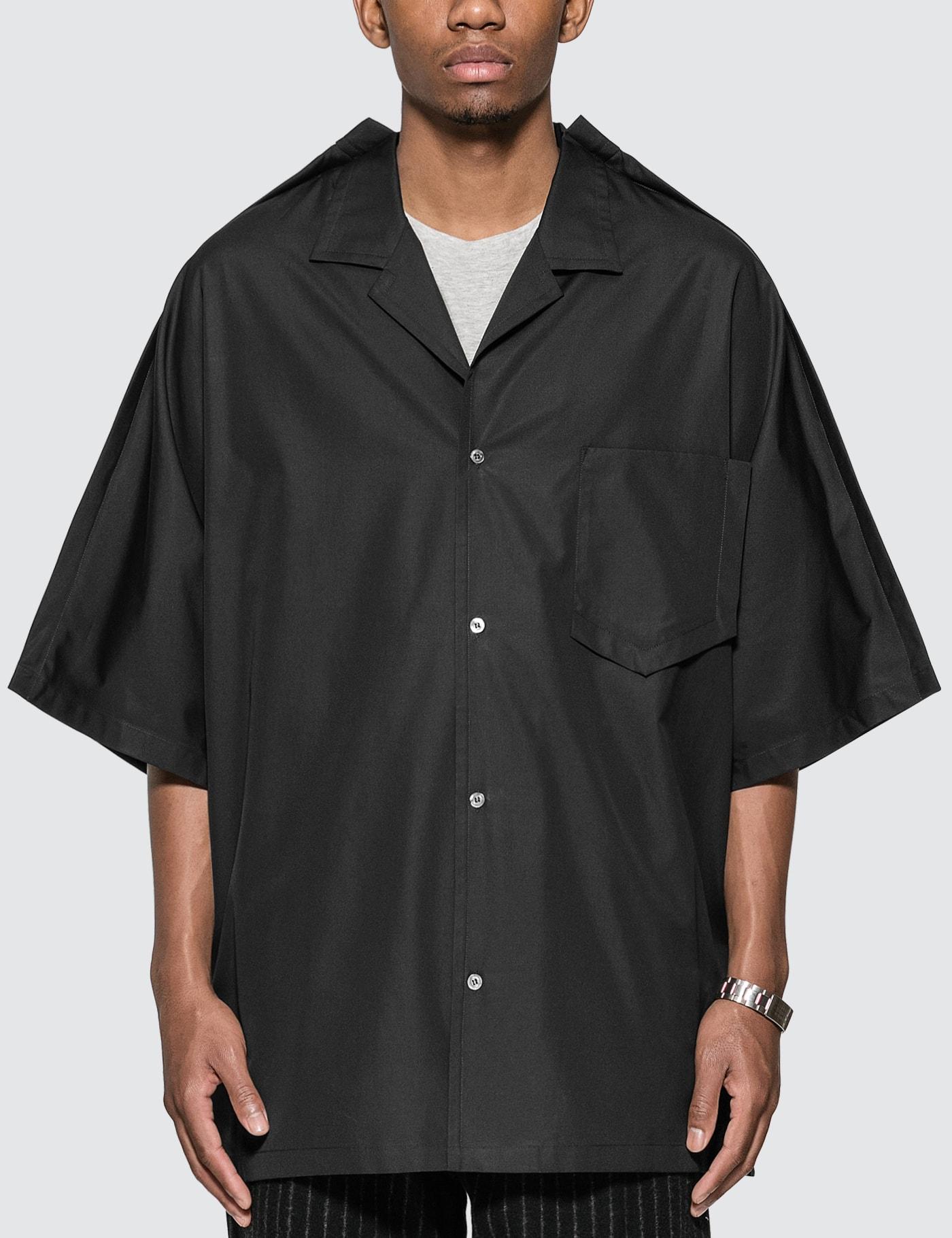 Outline Oversized Shirt