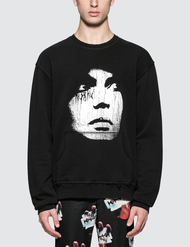 Misbhv The Screen Print Sweatshirt