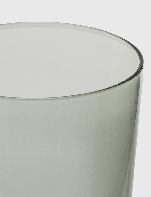 R+D Lab Luisa Bevanda Glasses (Set of Two) Fog Gray Unisex