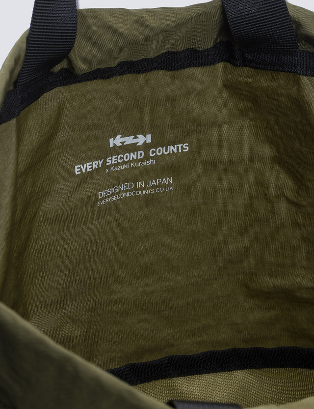 Every Second Counts x Kazuki Kuraishi ESC Sack Pack