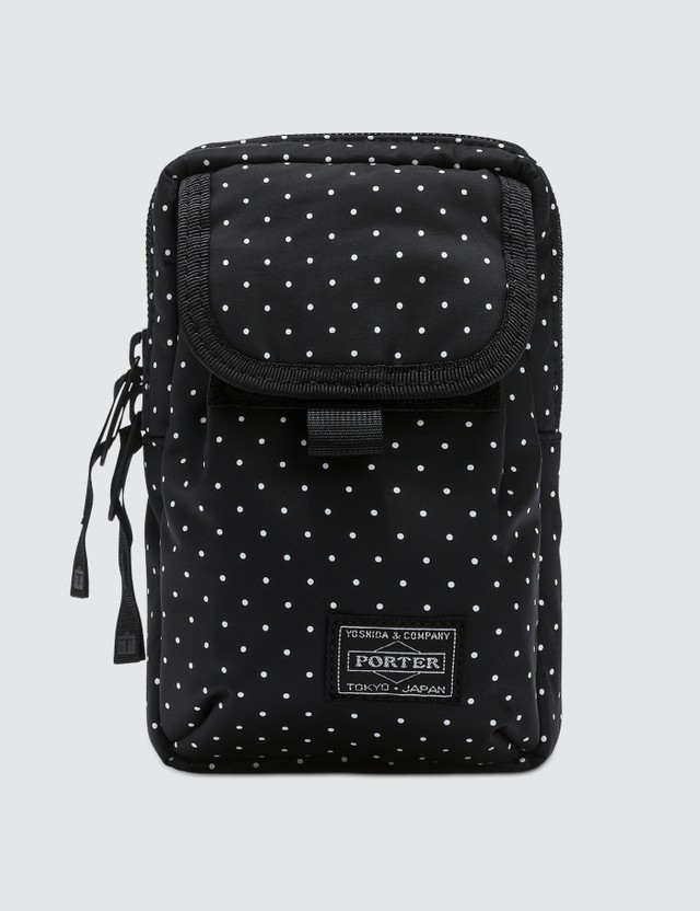 Head Porter Dot Shoulder Pouch