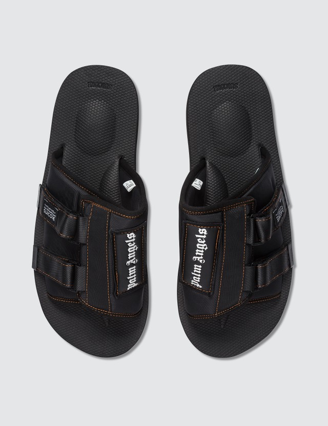 Palm Angels Palm Angels x Suicoke Patch Slider