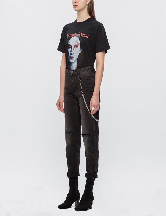 non trouvé paris Wang SS T-Shirt