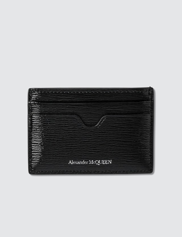 Alexander McQueen Bug Card Holder