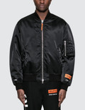 Heron Preston Heron Short Bomber Jacket Picture