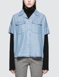 Calvin Klein Jeans Winnie Indigo Shirt Picutre