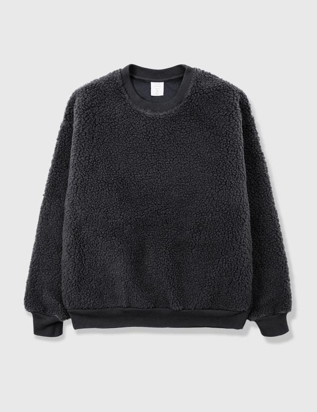 MISTERGENTLEMAN MISTERGENTLEMAN Oversize Sweatshirt Grey Archives