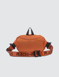Places + Faces Waist Bag Orange Men