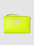 Maison Margiela Neon Clutch Picture