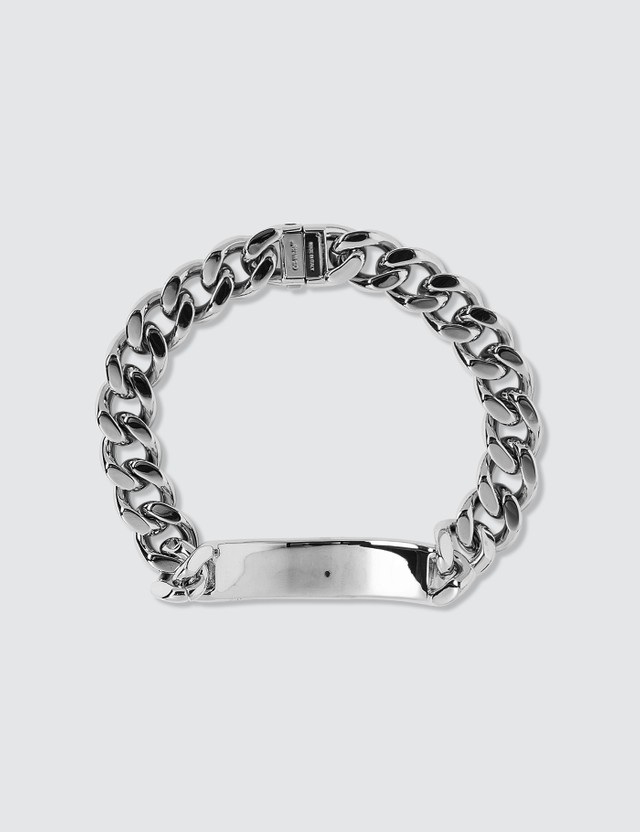 Off-White Sweetheart Choker