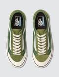 Vans Style 36 Decon SF (cherries) Greener Pastures/calla Green Men
