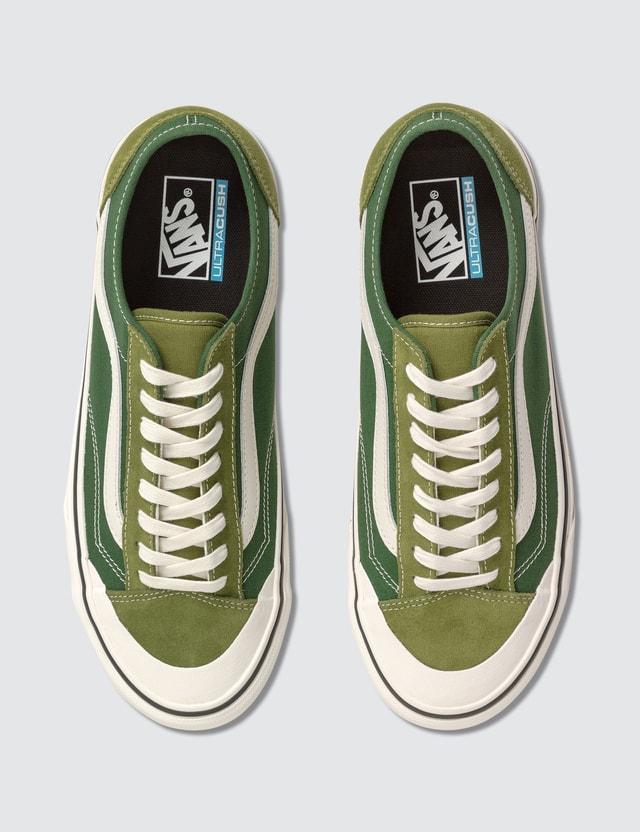 Vans 스타일 36 Decon SF (cherries) Greener Pastures/calla Green Men