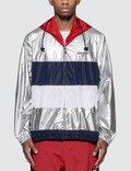 Polo Ralph Lauren Silver Back Windbreaker Picutre