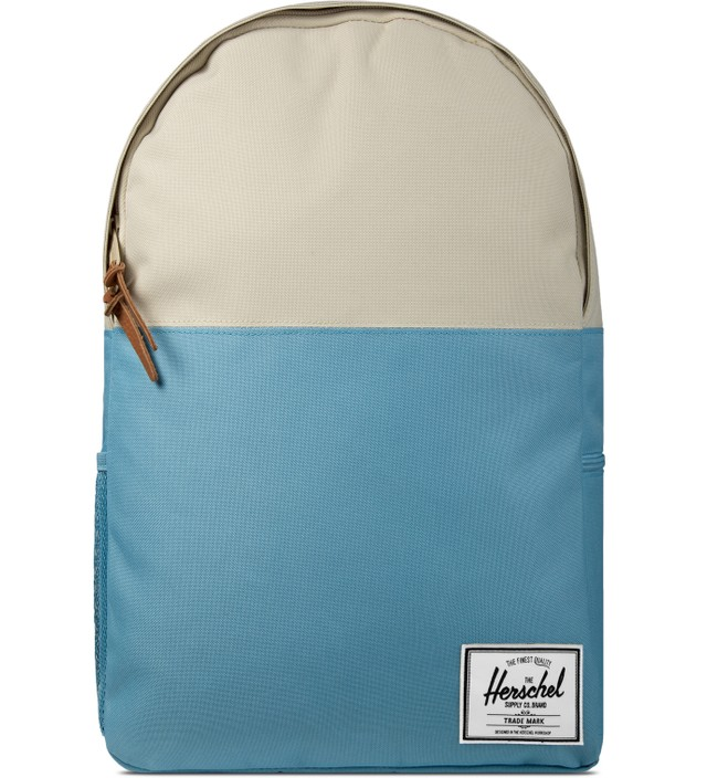 Herschel Supply Co. Shallow Sea/Natural/Shallow Sea Jasper Backpack