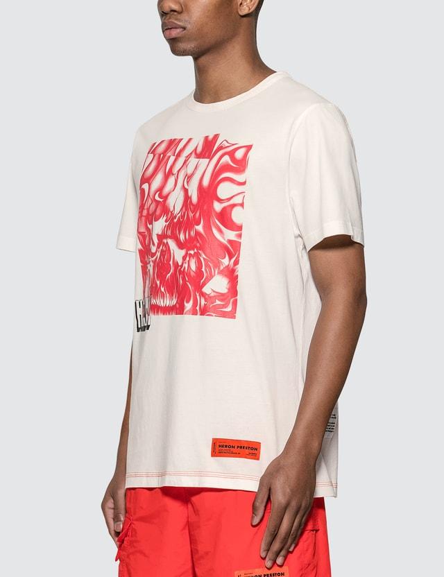 Heron Preston Box Skull T-Shirt