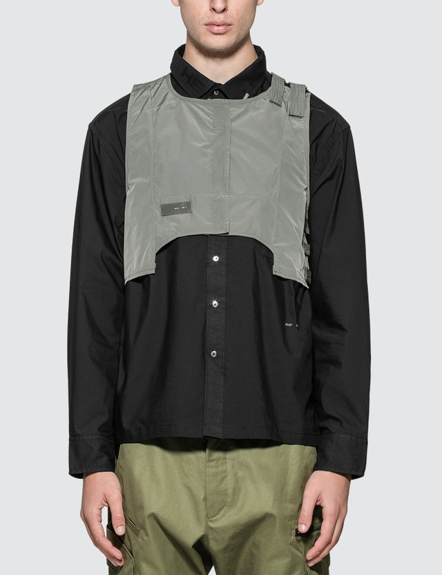 Heliot Emil Integrated Vest Shirt