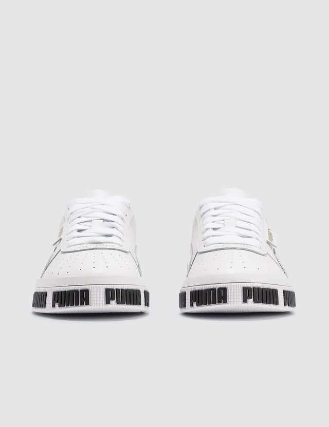 Puma Cali Bold Wn's Puma White-metallic Gold Women