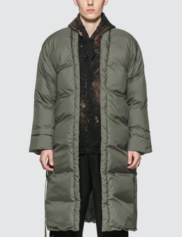 Sasquatchfabrix. Long Down Haori