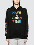 Have A Good Time Party Colorful Hoodie Picutre