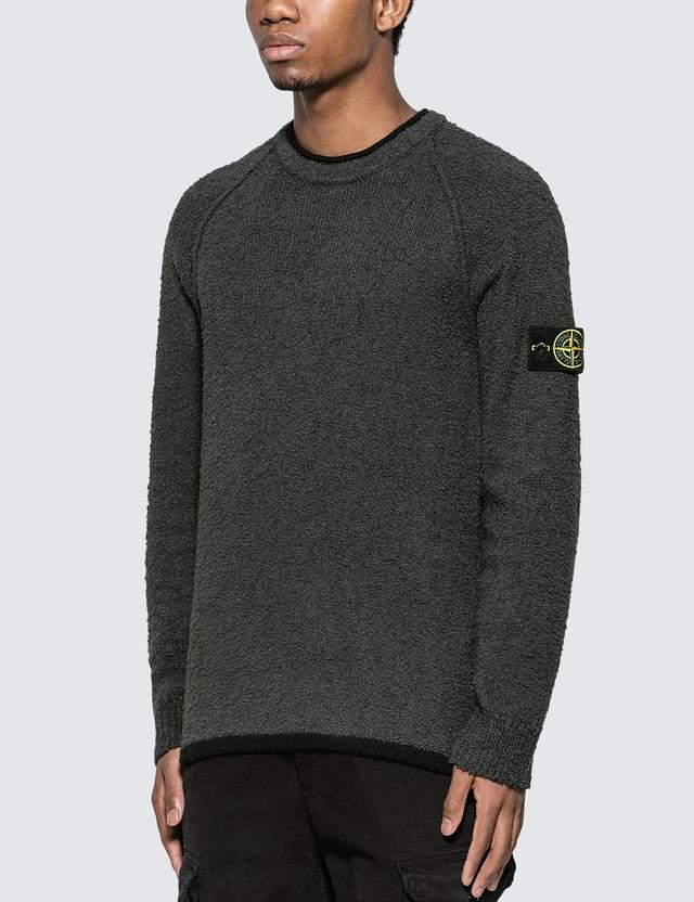 Stone Island Peeling Knit Sweater