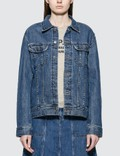 A.P.C. Classic Stretch Denim Jacket Picutre