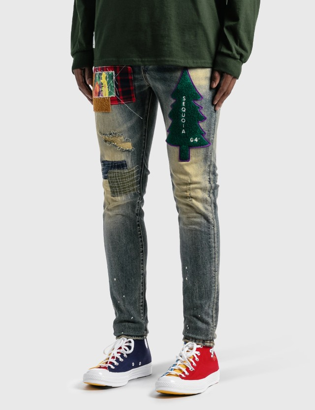 Billionaire Boys Club The Rover Jeans Stretch Denim Men