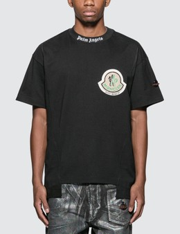 Moncler Genius Moncler Genius x Palm Angels Round Neck T-shirt