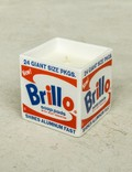 Ligne Blanche Andy Warhol Brillo Box Candle White Unisex