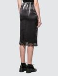 McQ Alexander McQueen Slip Skirt