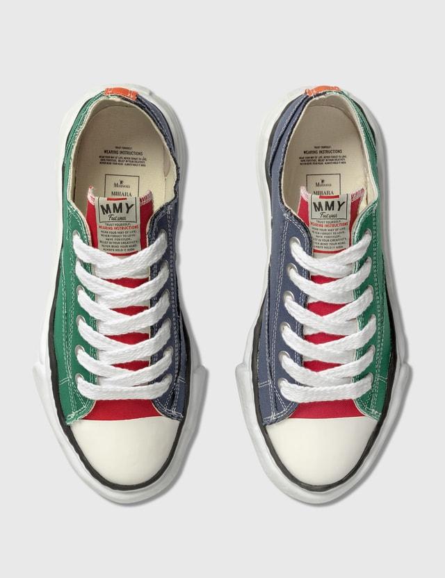Maison Mihara Yasuhiro Original Sole Canvas Lowcut Sneaker