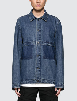 A.P.C. Blouson Smith L/S Shirt
