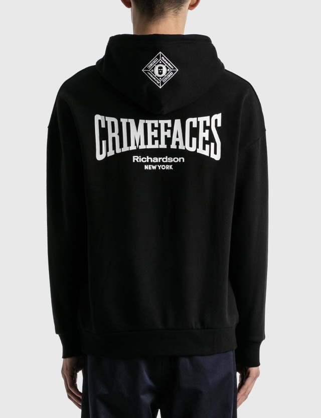Richardson Richardson x Crimefaces Hoodie Black Men