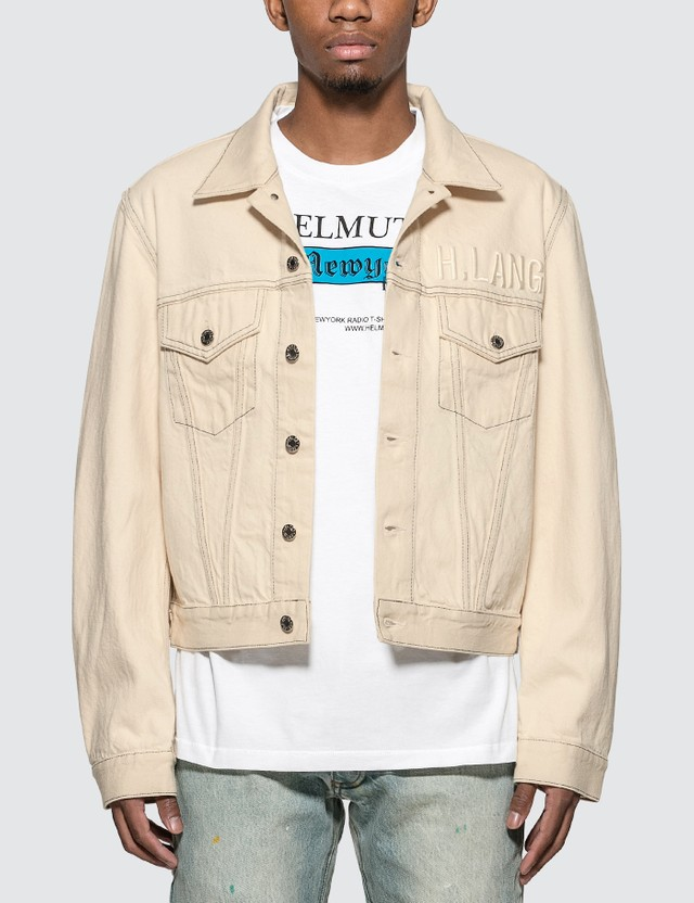 Helmut Lang Masc Trucker Jacket