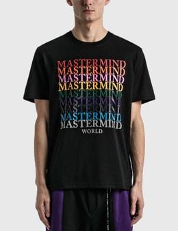 Mastermind World Multi Logo T-shirt