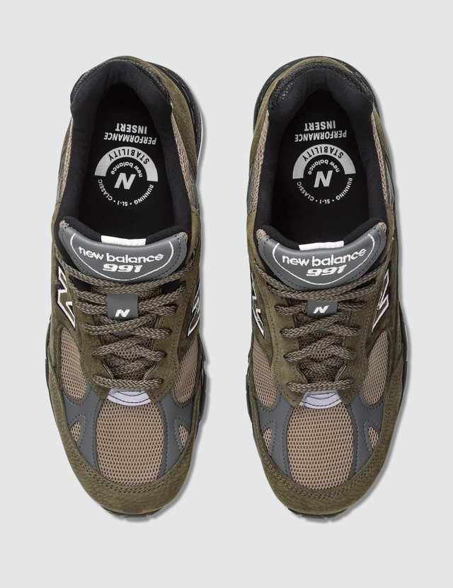 New Balance M991FDS Made in England