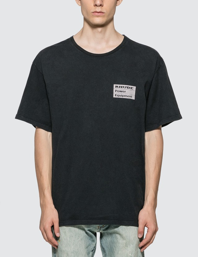 Rhude Power Equipment T-Shirt