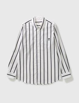 Ami AMI Summer Fit Shirt