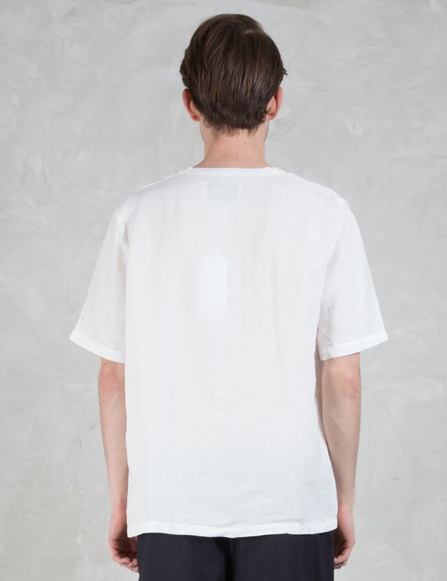 Our Legacy Dune Linen Weaved S/S T-shirt