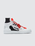 Off-White Off Court Tumbled Sneaker Picutre