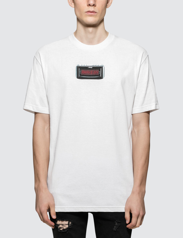 Awake Clock S/S T-Shirt