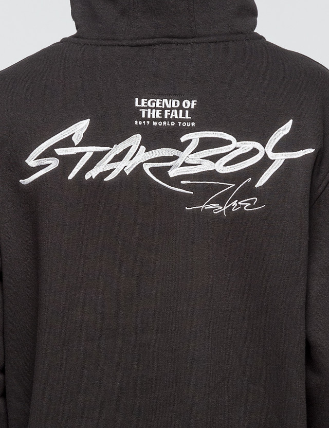 The Weeknd x Futura XO Collab Starboy Hoodie