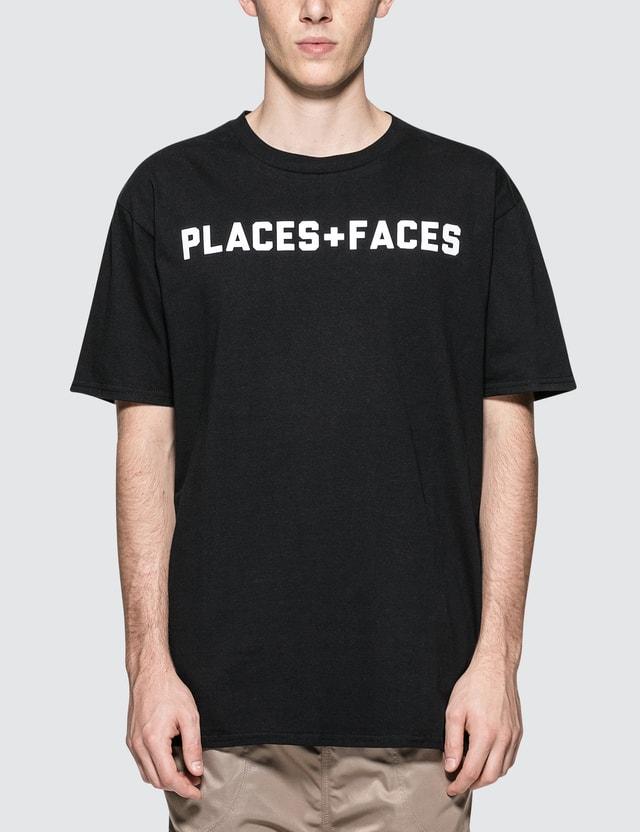 29d08a4cb Places + Faces - Places + Faces Logo T-Shirt | HBX