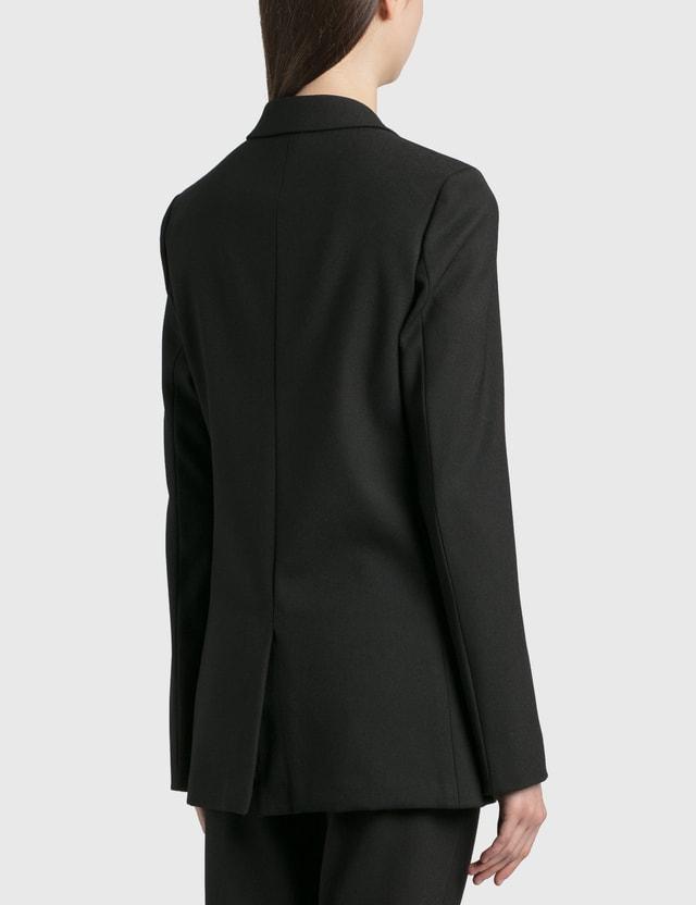 Bottega Veneta Wool Blazer Black Women