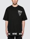 Maison Kitsune Chicago Bulls S/S T-Shirt Picture