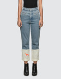 Loewe Fisherman Logos Jeans Picutre